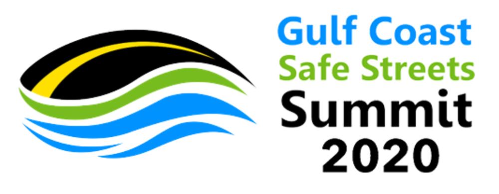 Gulf Coast Safe Streets Summit Logo