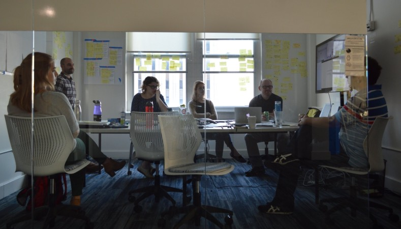 With the big lessons from the week on your sprint room walls the design sprint concludes with reflection and clear next steps.